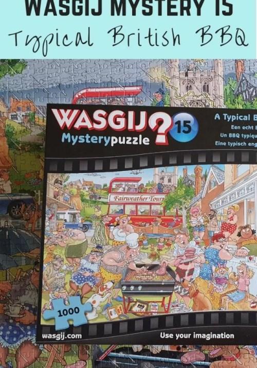 wasgij mystery typica british bbq
