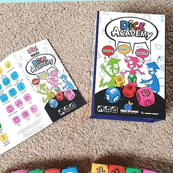 Play fast with a Dice Academy game review