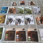 Jewel trading with Splendor board game – review