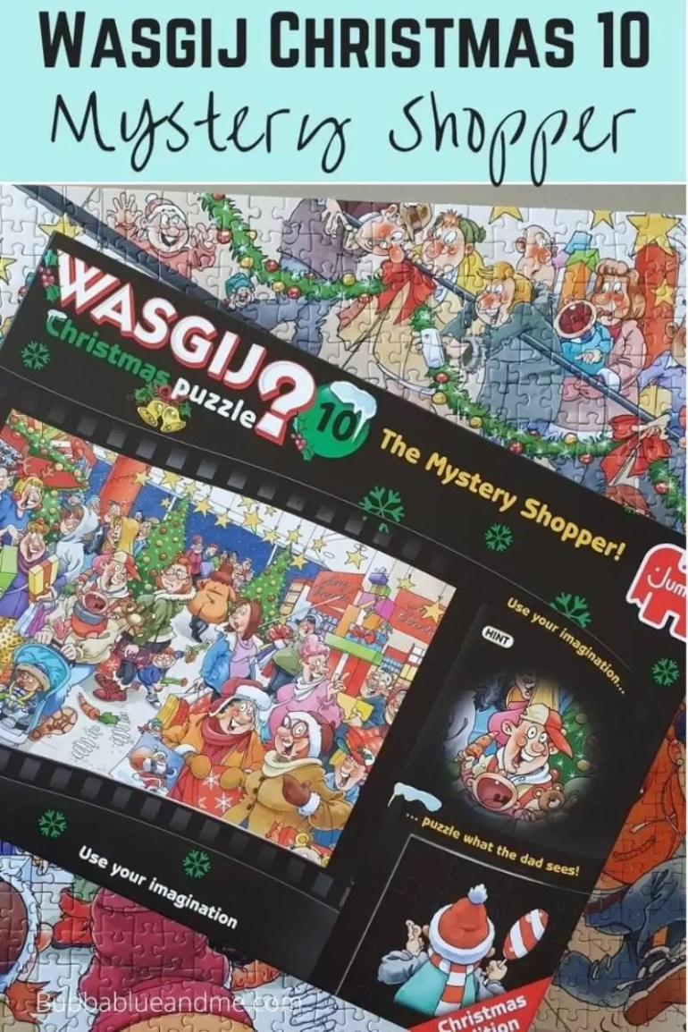 Wasgij christmas 10 mystery shopper