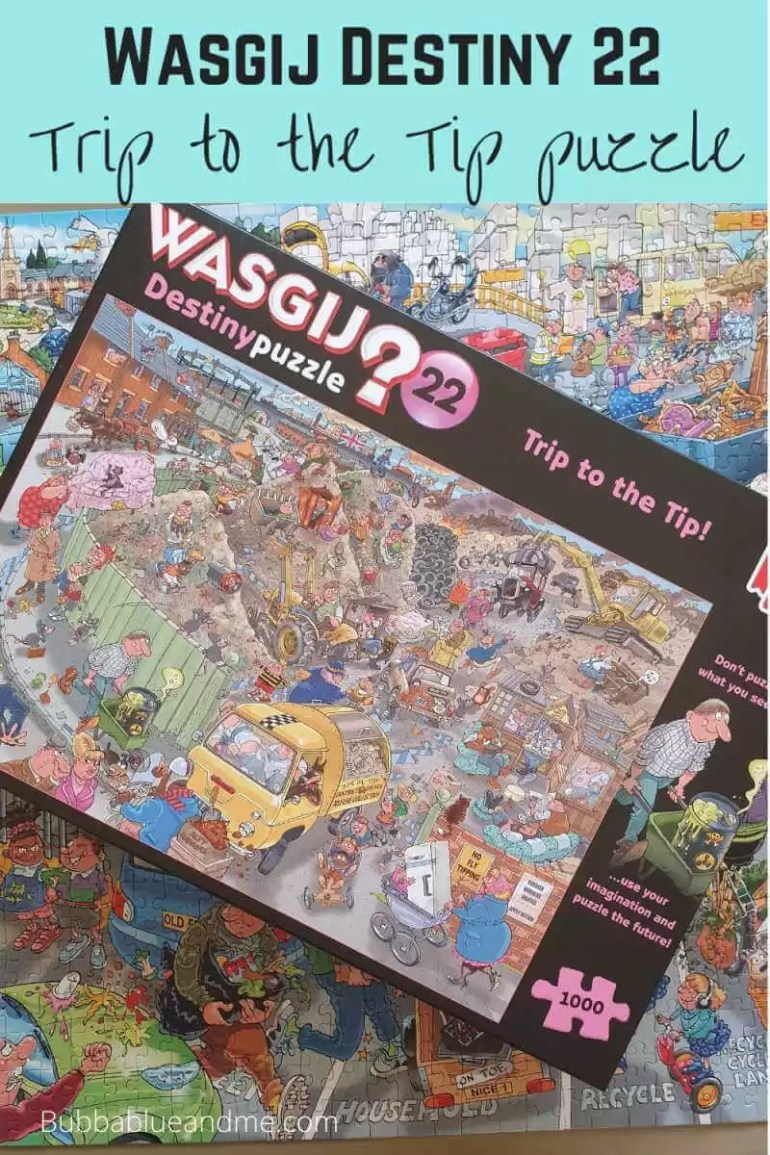 Wasgij destiny 22 Trip to the tip blog