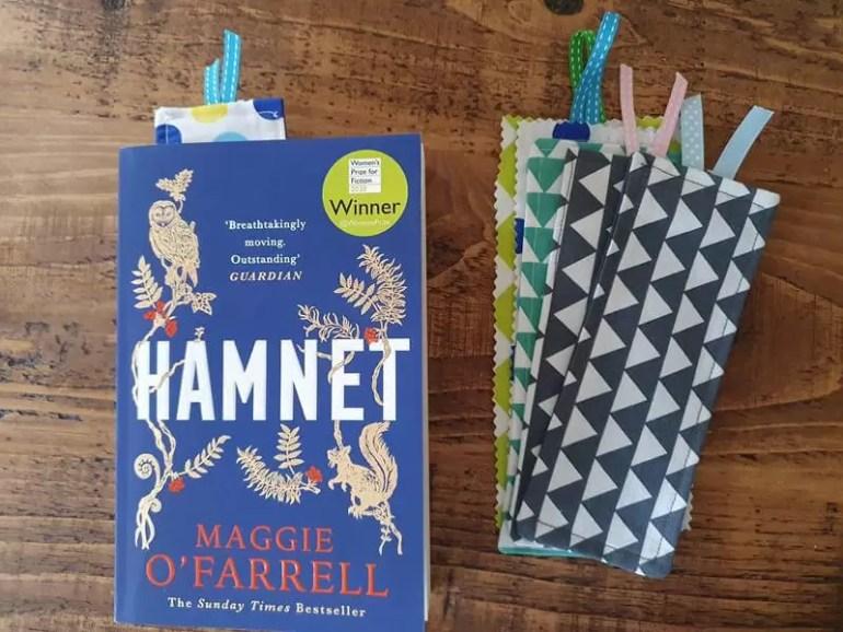 bookmarkets and Hamnet book