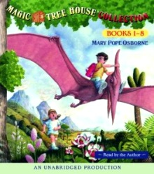Magic treehouse CD