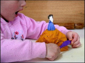 the value of play dough