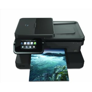 Hewlett Packard iPad Mini printer