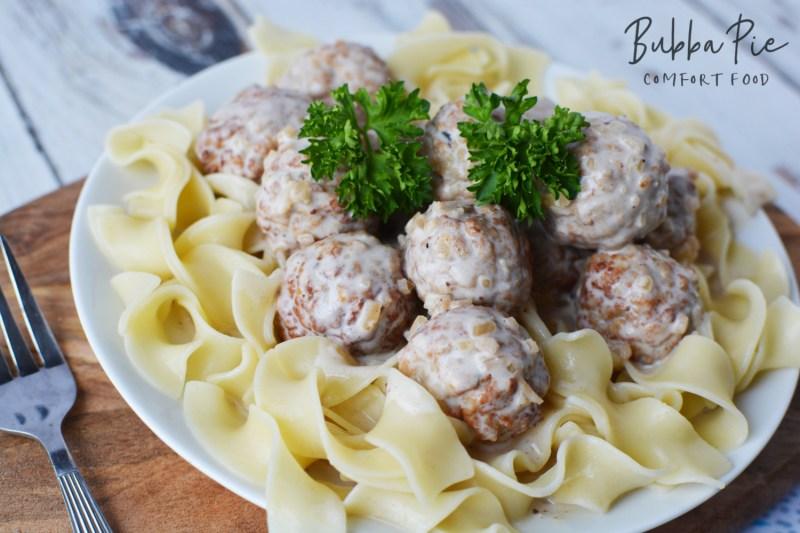 Swedish Meatballs Crock Pot Recipe is the ultimate slow cooker comfort food