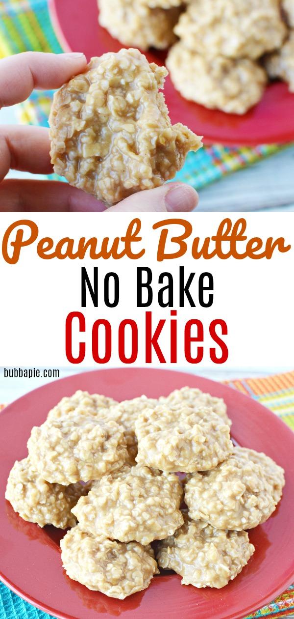 Peanut Butter No Bake Pin