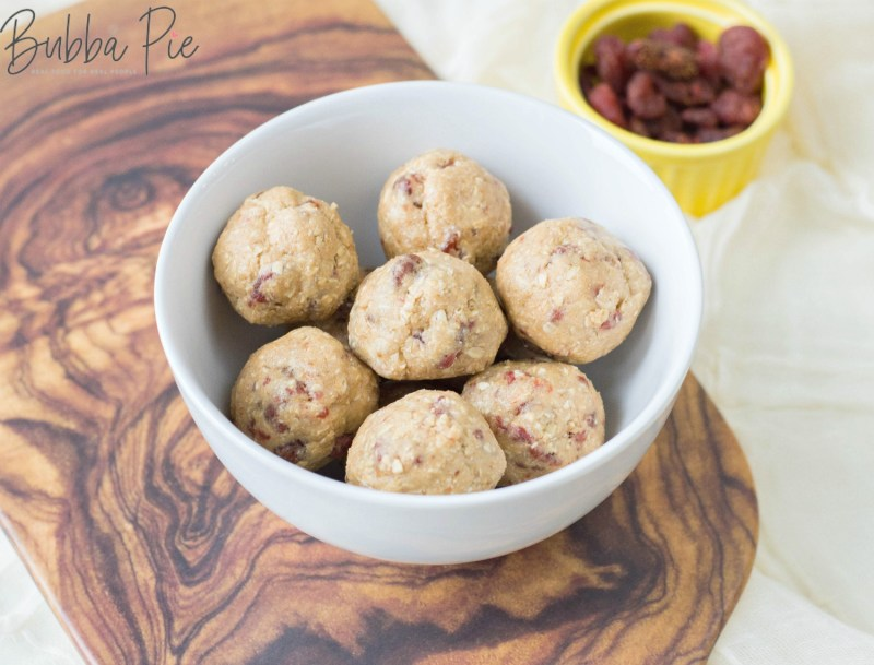 This Energy Balls Recipe is a quick and easy option for a healthy snack