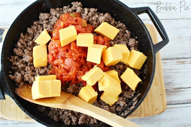 Velveeta Cheese Dip is quick and easy to make
