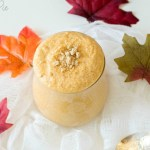 Pumpkin Mousse is a great light and creamy thanksgiving dessert