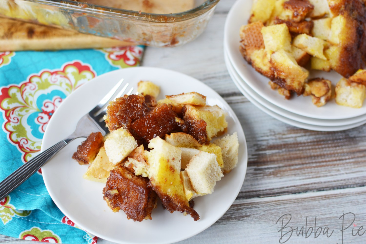 French Toast Bake is a fun twist on a classic breakfast recipe