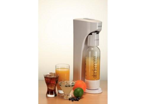 bubble-bro - picture of the DrinkMate Home Soda Maker
