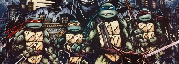 Illustration de l'article Teenage Mutant Ninja Turtles classics, les origines secrètes des Tortues Ninja
