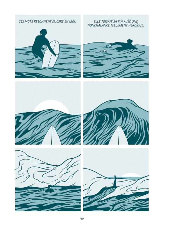 In Waves de Aj Dungo, Casterman