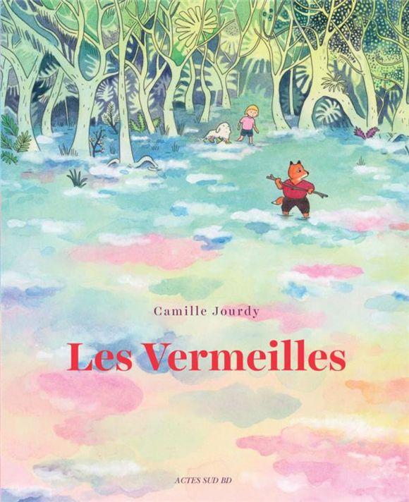 Les Vermeilles de Camille Jourdy, Actes Sud BD