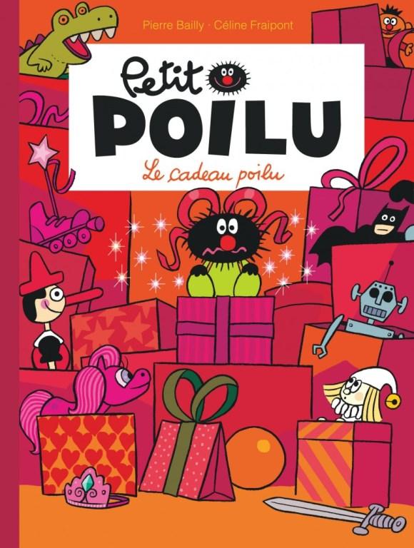 Petit Poilu de Céline Fraipont & Pierre Bailly, éditions Dupuis
