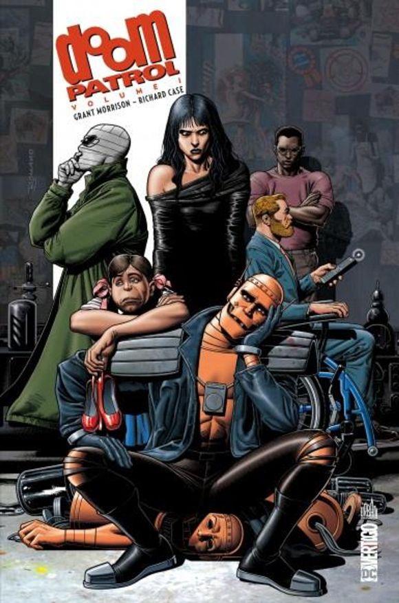 Doom Patrol de Grant Morrison, Urban Comics
