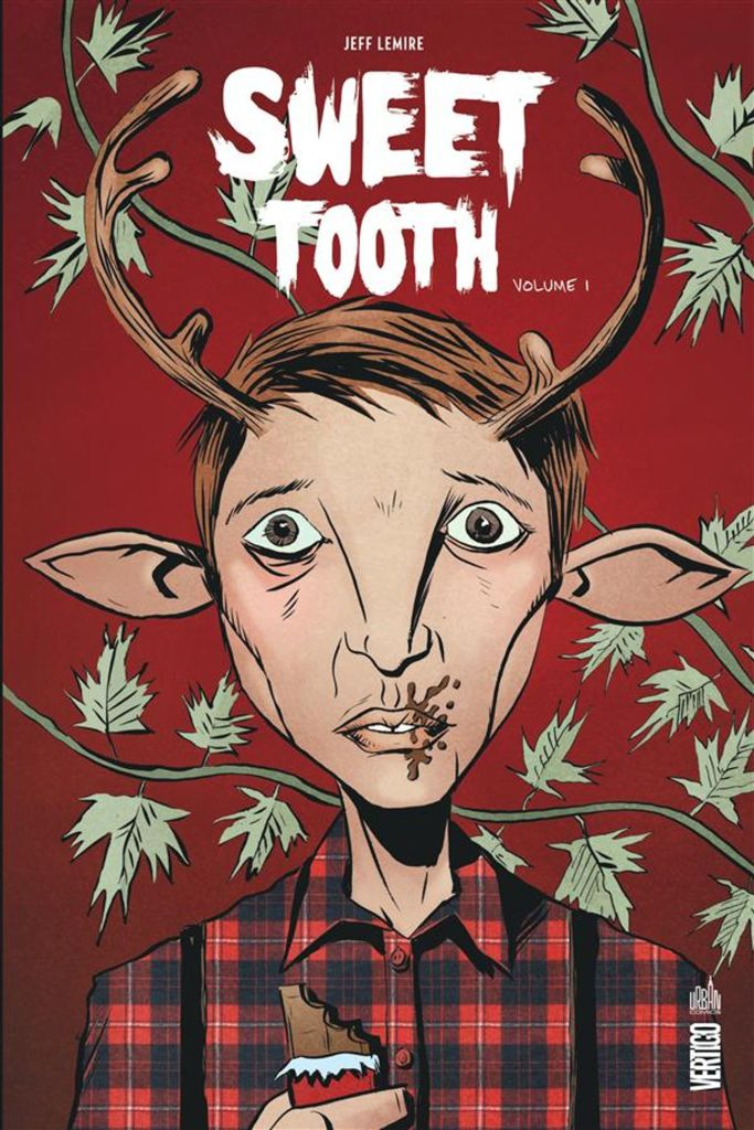 Sweet Tooth de Jeff Lemire, Urban Comics