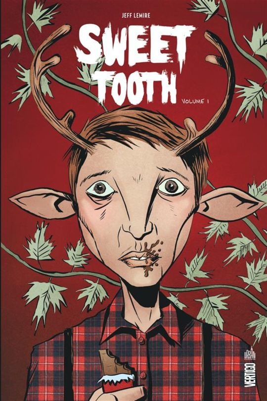 Sweet Tooth de Jeff Lemire, Urban Comics