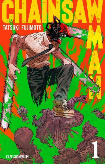 Chainsaw man de Tatsuki Fujimoto, Kazé