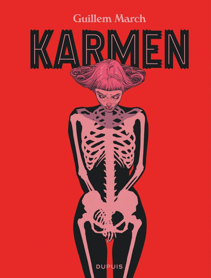 Karmen de Guillem March, Dupuis