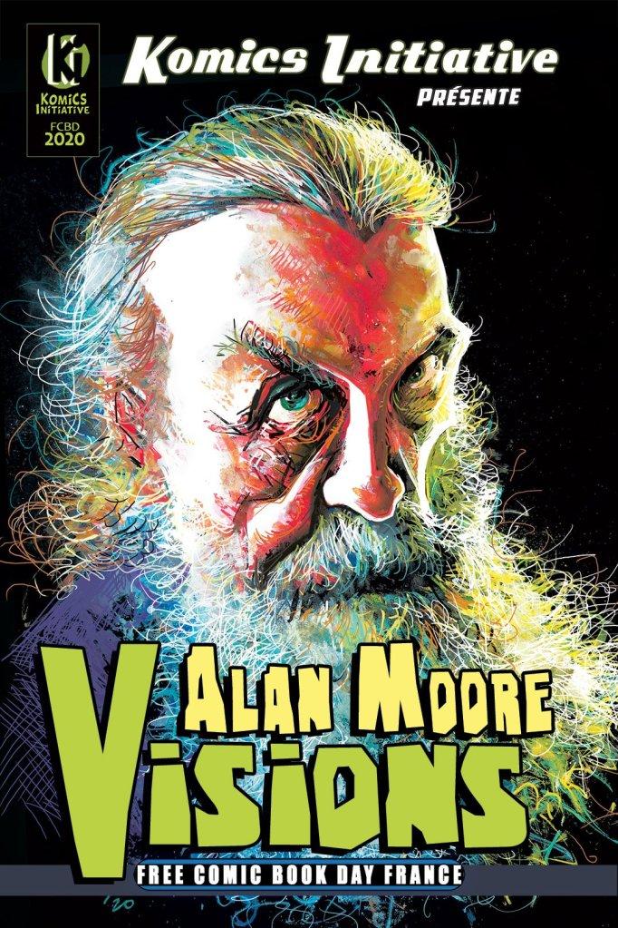 Visions, récit complet (et inédit!) de Alan Moore et Juan Jose Ryp