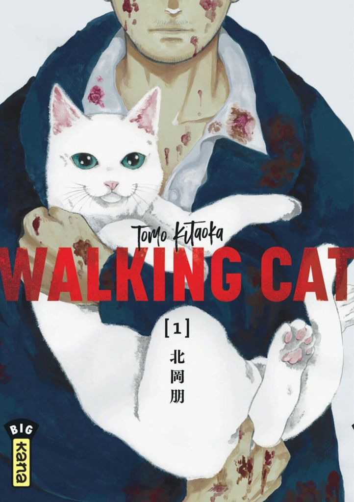 Walking Cat de Tomo Kitaoka, Big Kana