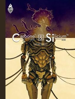 Carbone & Silicium par Mathieu Bablet © Label 619, Ankama Éditions – 2020
