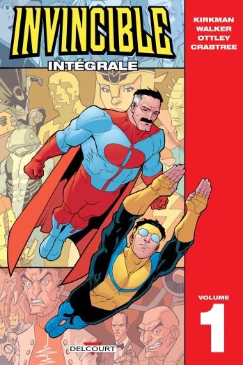 Invincible de Cory Walker, Ryan Ottley & RobertKirkman