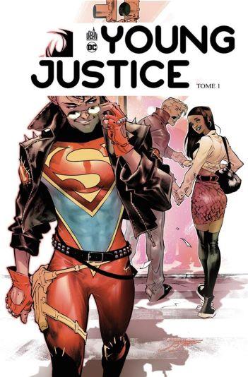 Young Justice de Brian Michael Bendis, Patrick Gleason & John Timms, Urban Comics