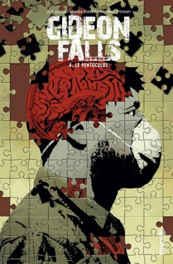 Gideon Falls : Le pentoculus T4 de Jeff Lemire, Urban Comics