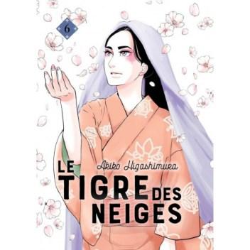 Le Tigre des Neiges T6 de Akiko Higashimura, Le Lézard Noir