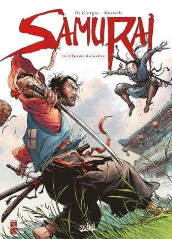 Samurai : L'épaule du maître T14 de Cristina Mormile & Jean-François Di Giorgio, Soleil