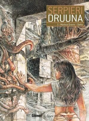 La série Druuna de Paolo Serpieri, Glénat