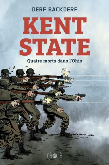 Kent State - Quatre morts dans l'Ohio de Derf Backderf, Çà et là