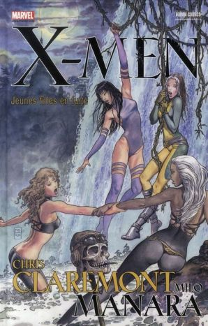 X-Men : Jeunes Filles en Fuite, Panini