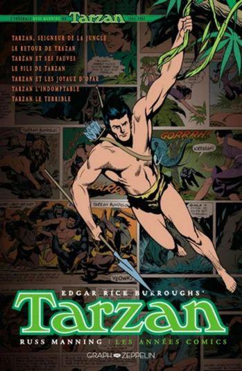 Tarzan: Les années comics de Edgar Rice Burroughs,  Graph Zeppelin