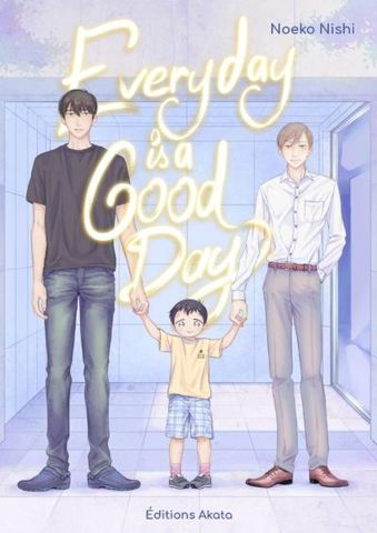 Everyday Is A Good Day de NOEKO NISHI, Akata