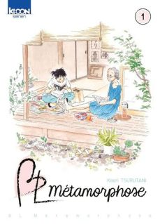 BL Métamorphose T1 de Kaori Tsurutani & Radu Horaud, Ki-oon