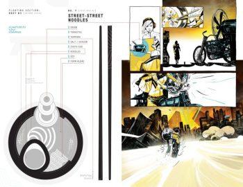 Decorum / Jonathan Hickman & Mike Huddleston © Image Comics