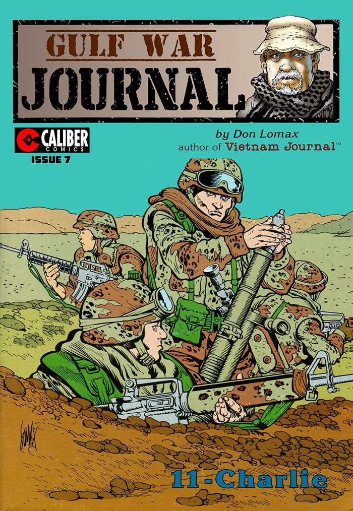 Gulf War Journal de Don Lomax