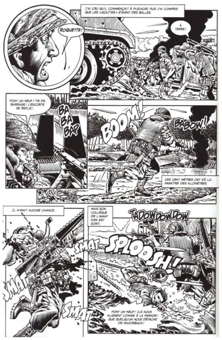 Vietnam Journal de Don Lomax, Delirium