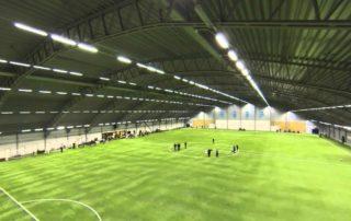bubble football stockholm inomhus