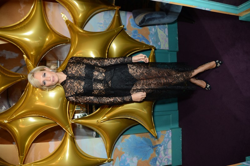 Conde Nast Traveller's 20th Anniversary After Party hosted by Melinda Stevens & Poppy Delevingne, Annabel's,  London, UK - 09 Oct 2017