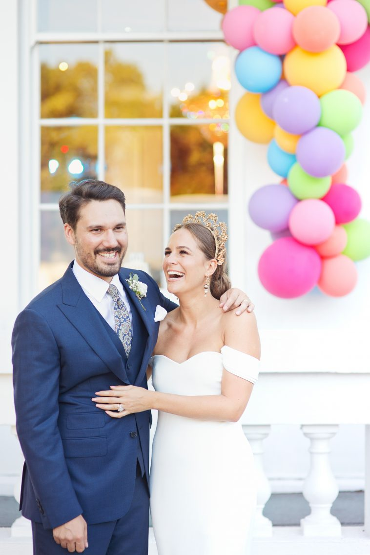 Bubblegum Balloons at Belair House, Cotton Candy Photography 1