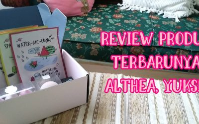 [Review] Althea Abloom, BHA Blackhead Blaster dan Baby & Giant Meringue Puff!!