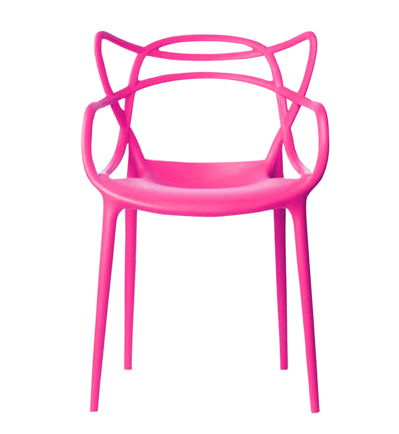 neon pink chair gray nursery bubble miami chic special event furniture rentals chairs