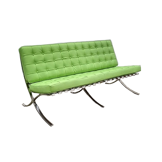 barcelona sofa kleine raume lime bubble nyc categories various colors indoor lounge