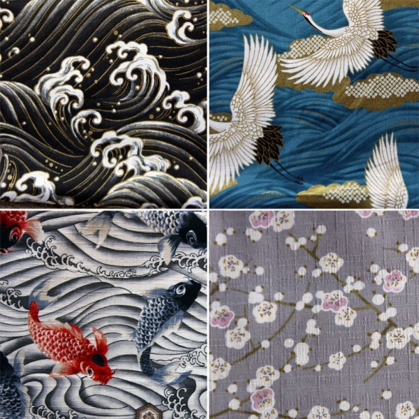 Traditional Japanese Fabric