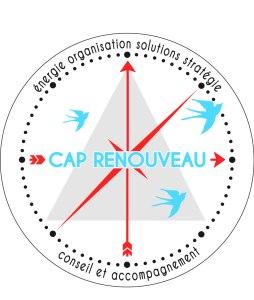 logo client Cap Renouveau, bubbles com